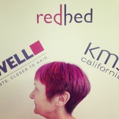 #RedhedLondon 7 Charlotte Place, London Call us for a free consultation 02074368099 Pink hair,