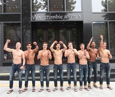 abercrombie and fitch male models - Google Search