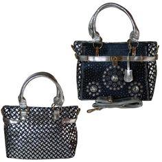 Kot kumaşina taşli gümüş rengi̇ çanta ürünü, özellikleri ve en uygun fiyatların11.com'da! Kot kumaşina taşli gümüş rengi̇ çanta, el çantası kategorisinde! 061
