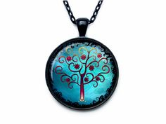 Tree of life  pendant Tree of life necklace Tree of life jewelry nature pendant