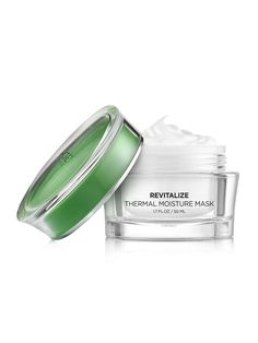 Revitalize your skin's radiant youthfulness with Seacret's paraben-free Revitalize Thermal Moisture Mask. It  opens the pores for deep cleansing,  apricot kernel micro-spheres then remove dead cells. Enriched with Dead Sea Minerals as well as Lecithin and Aloe Vera that work to Revitalize your skin while Squalane and Almond oil reduce the appearance of fine lines and even out your skin's tone for that young, beautiful look.  Get it for 60 % off www.seacretdirect.com/suemarie/en/au/