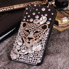 Tiger bling iphone case from www.thecasevix.com