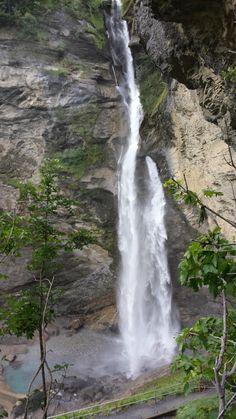 Reichenbach Falls - Meiringen, Switzerland