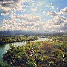 #Miravet in #riberadebre #TerresdelEbre Picture by @miravet.info (Instagram)