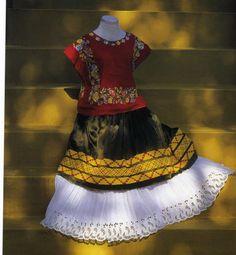 Frida Kahlo's dress