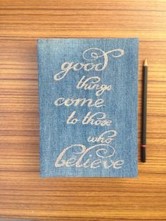 Hey, I found this really awesome Etsy listing at https://www.etsy.com/listing/216920079/embroidered-journal-customized-journal