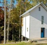 Rural Studio's Quaint $20,000 House Offers Alabama Residents Much Needed Affordable Housing | Inhabitat - Sustainable Design Innovation, Eco Architecture, Green Building