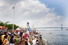 50+ Biggest Festivals Hitting Philadelphia This Summer (Photo by J. Smith for Visit Philadelphia)