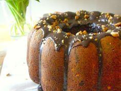 glücksbringerei: Unser Familienkuchen oder Erdnuss-Marmorkuchen #ichbacksmir #Gugl
