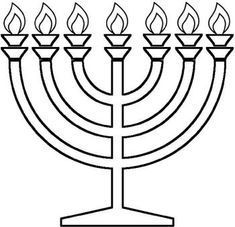 Discover more about Hanukkah and Jewish traditions through these Hanukkah Coloring Pages: Menorahs. Hanukkah coloring pages are crafts featuring the holiday symbols. Hanukkah Crafts, Jewish Crafts, Hanukkah Decorations, Hanukkah Menorah, Hannukah, Happy Hanukkah, Jewish Art, Hanukkah Symbols, Kwanzaa