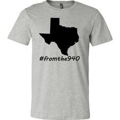 Texas FromThe940 Tee