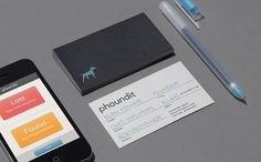 Phoundit by Tag Collective , via Behance