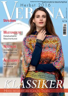 Verena Stricken Herbst 2016