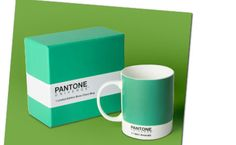 PANTONE: 2013 Color of the Year Mugs - only $25!  I know a girl in MN who would LOVE a Valentine's present!!!  You know, since I LOVE color.  ;)