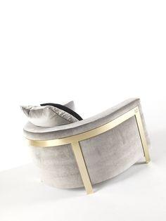 Roberto Cavalli Armchair #KingsofChelsea #DesignInspiration #DesignBlog