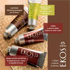 Natura Ekos te acerca una línea de productos especialmente pensados para tus pies. ¿Cuál es la ideal para ti?