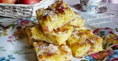 Discover recipes, home ideas, style inspiration and other ideas to try. French Toast, Muffin, Food And Drink, Breakfast, Desserts, Recipes, Hungarian Food, Kai, Bakken