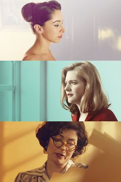 The ladies of BBC's #TheHour