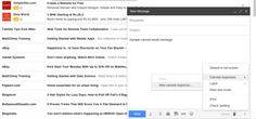 Make Use Of Pre-Written Emails With Gmail Canned Response