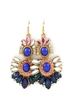 love these gorge statement earrings