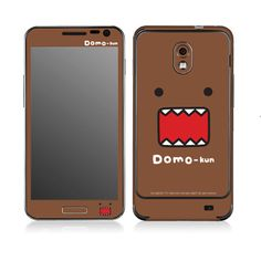 Skin Decal Stickers Cell Phone Wrap iPhone 6 Plus Universal Mobile DOMO-KUN #19 #POPSKIN