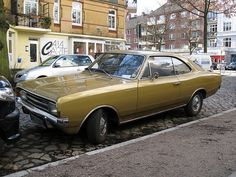 Opel Rekord 1200 Coupe