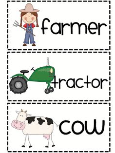 You can add these picture cards to your word wall, pocket chart center, or writing center. I am going to place them in my writing center to ...