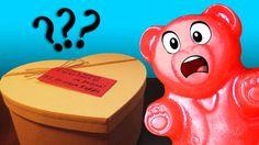 ПОДАРОК ДЛЯ АНЮТЫ  и Желейный МЕДВЕДЬ ВАЛЕРА!  LEGO LION и ЖЕЛЕЙНЫЙ МЕДВЕДЬ ВАЛЕРА у Познавателя Валерка медведь в новой серии встретит нового друга. Кто же это будет? Желейный мишка очень дружелюбный и ищет новые знакомства! Кролик Баффи новый герой канала А ну-ка Давай-ка! Всем кому понравился кролик пишем в комментариях #кроликБаффи ! Вредные детки никак не смогут помешать Кролику с канала анукадавайка быть очень милым! Медведь Валерка и кролик Баффи подружились и желейный медвежонок…