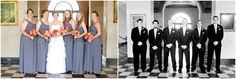 Dallas wedding photographer, Mary Fields Photography, floor length lavender bridesmaid dresses, groomsmen attire  View More: http://maryfieldsphotography.pass.us/moore-wedding-7-26-14