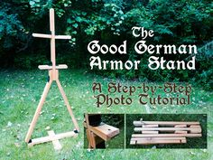 Armor Stand #SCA