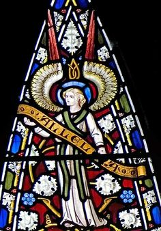 Bampton Stained Glass