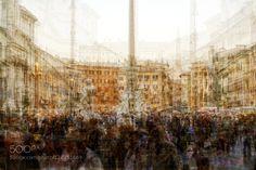 Piazza Navona see more: http://ift.tt/1zZgGKc or http://ift.tt/1yYFO4M