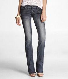 Stella Barely Boot Regular Fit Jean - Buy 1, Get 1 50% Off - EXPRESS - Reg. $79.90