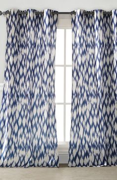 kensie 'Caitlin' Window Panels available at #Nordstrom