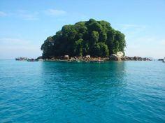 Pulau Tioman,Malaysia