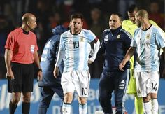 Messi on the mend say Argentina