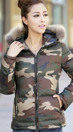 Military Fashion, Camo, Rain Jacket, Windbreaker, Jackets, Camouflage, Down Jackets, Military Style, Raincoat
