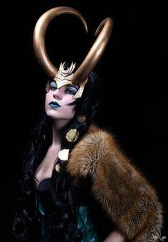 Lady Loki, photo by John Lynn.