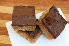 Bakestravaganza: Peanut Butterscotch Rice Krispie Treats