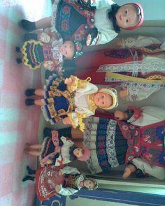 Retro krojačky panenky - obrázek číslo 5