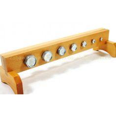Śruby i nakrętki - Zestaw A - pomoce Montessori 84