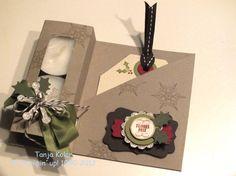 Teelight card