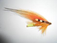 Aztec Gold Templedog  By Windcroft Salmon Flies