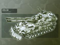 XTA-36 by TheXHS.deviantart.com on @deviantART