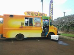 Kauai Food Truck @ Knudsen Park Kauai Food Truck  Add to trip Anne Knudsen Park, Maluhia Road, Koloa, Kauai, HI 96756