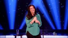 Comedian Tammy Pescatelli on The View