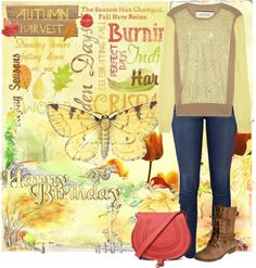 """""""Birthday Outfit"""" by j-hutch15 on Polyvore"""
