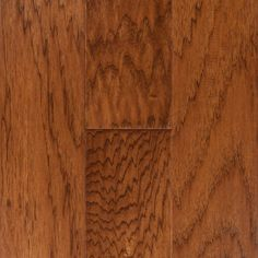 $2.59/sf Durham Hickory Hand Scraped Engineered Hardwood - 3/8in. x 5in. - 100076389 | Floor and Decor