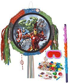 Avengers Pinata Kit $27.19