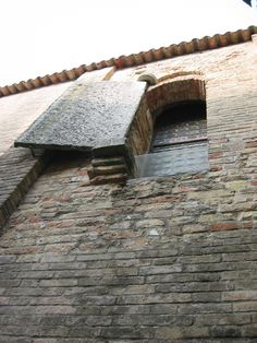stone shutter: Cathedral of Santa Maria Assunta (Torcello, Venice, Italy)
